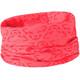 Dynafit Logo PRL Halsbeklædning pink/rød